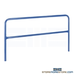 Additional Cart Divider Rails 36 Inch Long Platform Truck Uprights Dolly