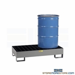 Drum Spill Control Pits for 55 Gallon Sump Pallet Fluid Liquid Containment
