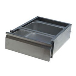 "20"" x 15"" x 5"" Enclosed Drawer Assembly. Table Must Be Field Drilled for Mounting, #SMS-88-502943"