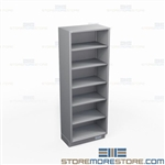 Shelving Stainless Freestanding | Stainless Open Industrial Shelf