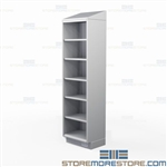Stainless Adjustable Racks | Stainless Open Storage Rack
