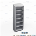 Racks Stainless Freestanding | Stainless Open Storage Cabinet
