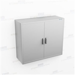 Industrial Stainless Wall Cabinet | Overhead Storage Racking