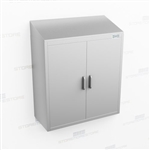 Wall Mounted Stainless Casework | Steel Stainless Cupboard