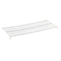 "16"" x 39"" Chrome-Plated, Replacement Wire Rack, #SMS-88-WR-39"