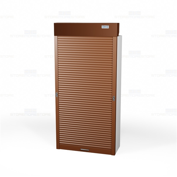 Alternative Views  sc 1 st  StoreMoreStore & Roll Up Shelving Tambour Doors | Rolling Security Shutters | SMS-89 ...