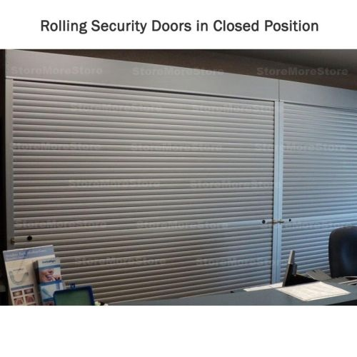Free Dock To Shipping On Office Shelving Security Doors