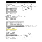 H Bracket for Dump Rims, #SMS-90-DRB-H