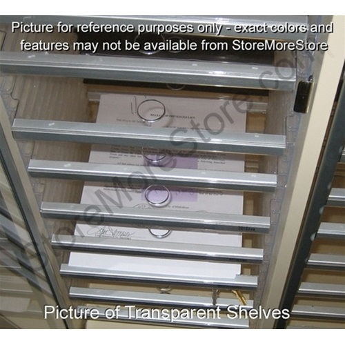 Freestanding Mailroom Sorter Bins & Freestanding Mailroom Sorter Bins With Bottom Storage Area Hamilton ...