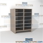 Hamilton Sorter L2-30E3 | SMS-90-L2-30E3 | 10550 Postal Furniture | Mailroom Furniture | Mail Equipment | Hamilton Sorter | Sorter | Mail Boxes