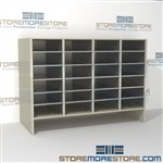 Hamilton Sorter L4-30E6 | SMS-90-L4-30E6 | 10550 Postal Furniture | Mailroom Furniture | Mail Equipment | Hamilton Sorter | Sorter | Mail Boxes