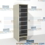 Hamilton Sorter S1-42PBE6 | SMS-90-S1-42PBE6 | 10550 Postal Furniture | Mailroom Furniture | Mail Equipment | Hamilton Sorter | Sorter | Mail Boxes