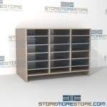 Hamilton Sorter S3-24OBE3 | SMS-90-S3-24OBE3 | 10550 Postal Furniture | Mailroom Furniture | Mail Equipment | Hamilton Sorter | Sorter | Mail Boxes