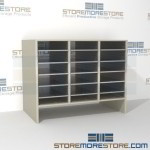 Hamilton Sorter S3-24OBE6 | SMS-90-S3-24OBE6 | 10550 Postal Furniture | Mailroom Furniture | Mail Equipment | Hamilton Sorter | Sorter | Mail Boxes