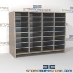 Hamilton Sorter S4-36OBE3 | SMS-90-S4-36OBE3 | 10550 Postal Furniture | Mailroom Furniture | Mail Equipment | Hamilton Sorter | Sorter | Mail Boxes