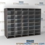 Hamilton Sorter S5-48 | SMS-90-S5-48 | 10550 Postal Furniture | Mailroom Furniture | Mail Equipment | Hamilton Sorter | Sorter | Mail Boxes