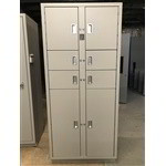 Pass-Through Evidence Cabinet with 8 Compartments Special Discounted Price