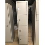 Pass-Thru Evidence Cabinet with 4 Compartments Great Deal Special of the Day