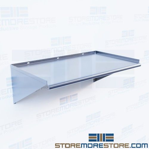 Stainless Wall Rack Shelf 30