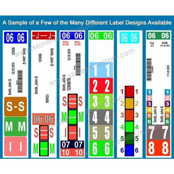 Custom Label Design File Labeling File Label Software