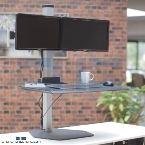 Amazing Sit Stand Adjustable ...
