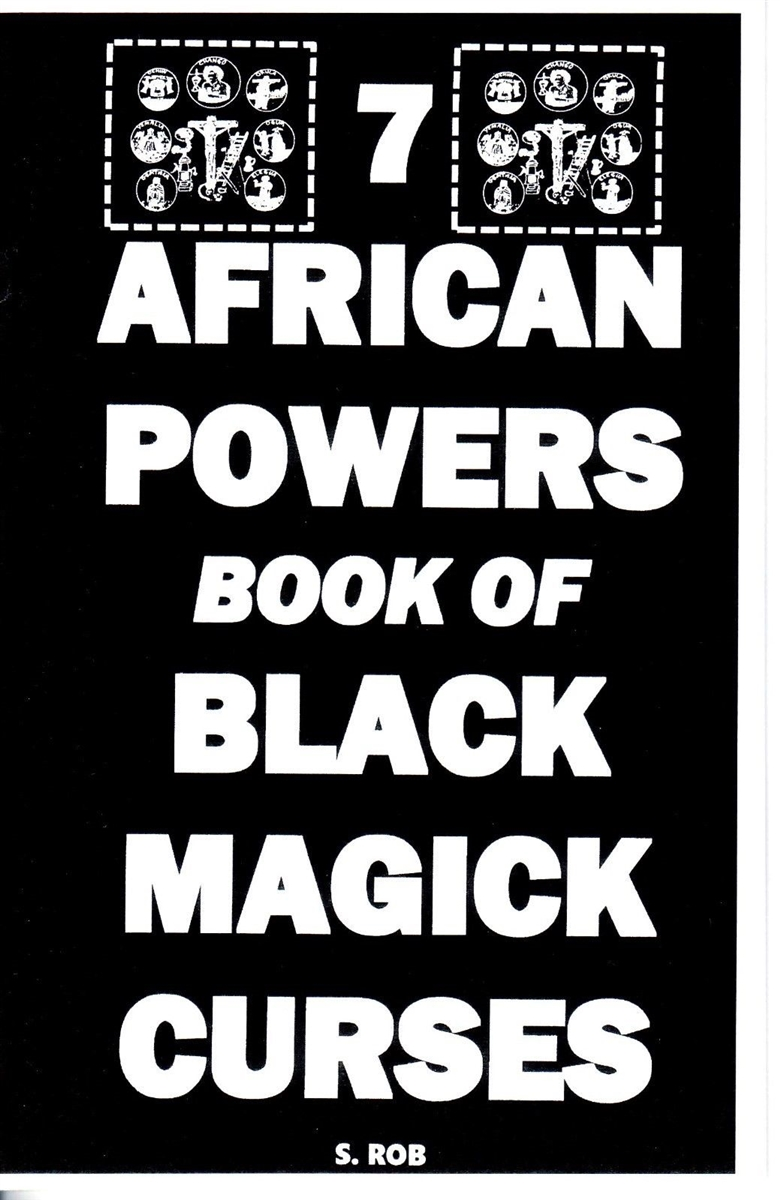 7 SEVEN AFRICAN POWERS BOOKS
