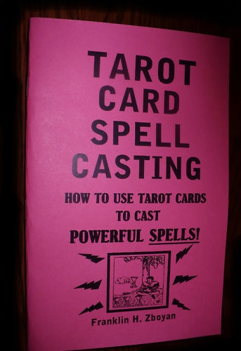 "Tarot Card Spell Casting ""How To Use Tarot Cards To Cast"