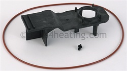 Parts4heating Com Raypak 006722f In Out Header Dam 185