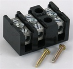 Raypak Delta Limited 007382F Terminal Block (3 Space)