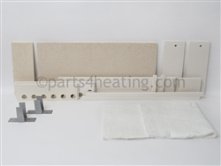 Raypak Delta Limited 007761F Refractory Kit (All Panels)