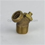 Pentair 072134 Valve drain, 3/4 in.