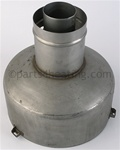 Laars 1-434 Top Dome for Combustion Chamber