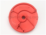 Burnham 101054-01 9mm Swirlplate (Red)