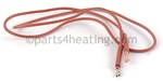 LAARS 10449521 Hi Tension Lead (orange/red wire from ignition control to pilot lead), 1670-1825