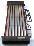 Teledyne Laars 10534703 Copper Heat Exchanger, 8 Tube Assembly, 715