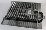 LAARS 10571705 Burner Tray, On/Off, Standing Pilot, LP, 400