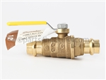 1/2 IN. LF-Brass Ball Valve - Press x Press