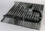 LAARS 10737305 Burner Tray, Sys 12, LP, 2-Stage, 400