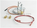 Reznor F 110853 Complete replacement pilot kit for natural gas, spark pilot.
