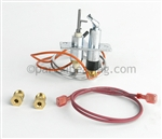 Reznor F 110854 Complete replacement pilot kit for natural gas, spark pilot.