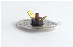 Reznor F 112752 Blocked Vent Switch, Thermodisc #36Tx46, Setting Open at 225 deg. F, #6217