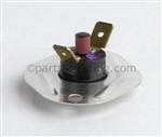 Reznor F 121275 Blocked Vent Switch, Thermodisc #36Tx46, Setting Open at 275 deg. F, #6279