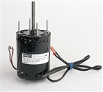 Reznor BE 148053 Venter Motor Only, 115V/1ph, 575V/3ph