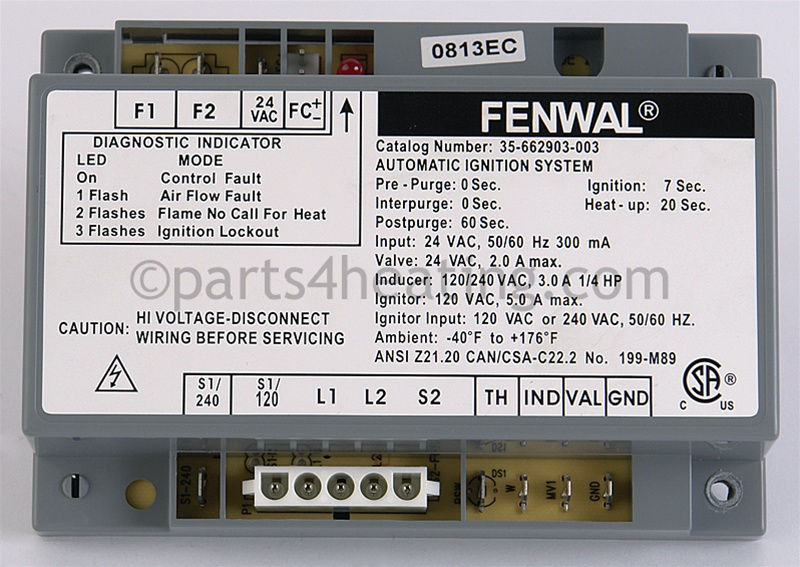 fenwal ignition module wiring diagram wiring diagram all