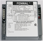 Fenwal 35-673915-553 Ignition Control 24 VAC Proven HSI W/Blower Relay
