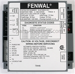 Kidde-Fenwal 35-679655-551 Ignition Control 24 VAC Proven HSI w/Blower Relay