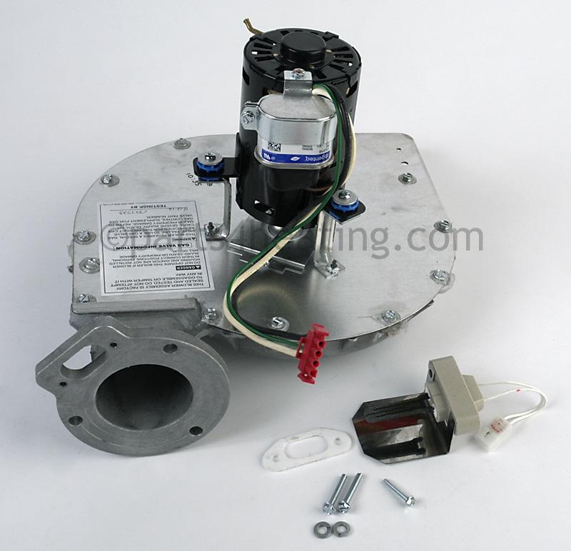 Parts4heating.com: Weil McLain 382-200-340 Blower Housing Assy