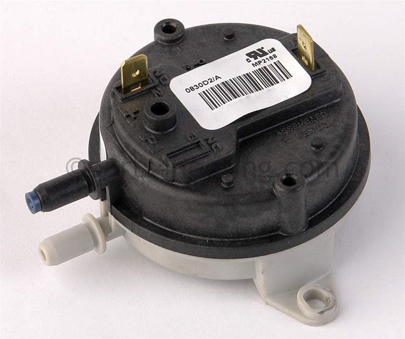 Parts heating pentair  s air flow switch