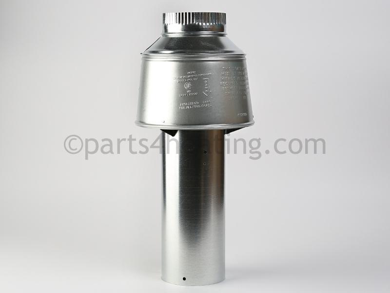 Slantfin sentinel 460541000 draft hood parts4heating slantfin sentinel 460541000 draft hood sciox Choice Image