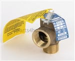 Baxi 5669850 SAFETY VALVE ASSY. .30 PSI